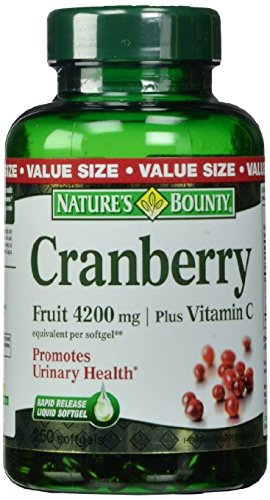 natures-bounty-cranberry-fruit-4200mg-plus-vitamin-c-250-softgels-pack-of-2
