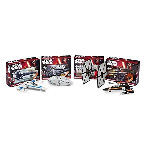 031445016332 - Revell SnapTite Build & Play(TM) Star Wars(TM) Episode 7 Millennium Falcon(TM) carousel main 20