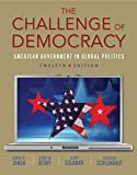 img - for Bundle: The Challenge of Democracy, 12th + MindTap Political Science Printed Access Card book / textbook / text book