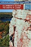 img - for Climber's Guide to Devils Lake (North Coast Books) by Swartling Sven Olof (1995-03-15) Paperback book / textbook / text book