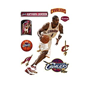 NBA Cleveland Cavaliers Antawn Jamison Wall Graphic by Fathead