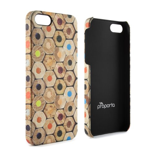Proporta iPhone 5 Protective Case Cover - Pencils