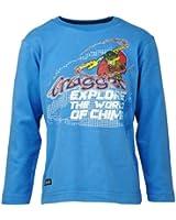 LEGO Wear Sweatshirt   Col ras du cou Manches longues Garçon