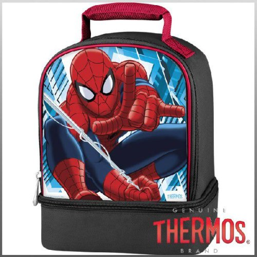 THERMOS Thermos Spiderman lunch bag two-stage [ 13006 ] - 1