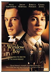 "Cover of ""The Winslow Boy"""