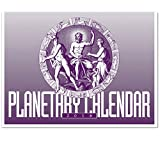 img - for 2016 Planetary Calendar - Wall Sized Astrology book / textbook / text book