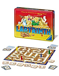 Ravensburger Labyrinth Anniversary Edition Family Game