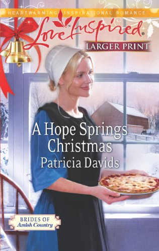 A Hope Springs Christmas (Love Inspired (Large Print))
