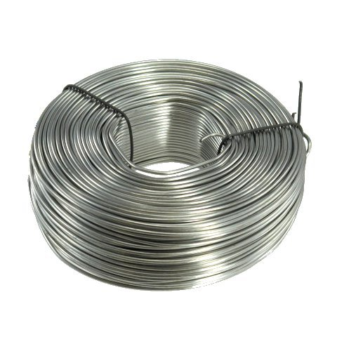 Cheapest Prices! 3.5 lb. Coil 16-Gauge Stainless Steel Tie Wire