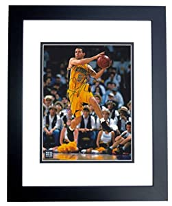 Jason Kidd Autographed Hand Signed California Bears 8x10 Action Photo - BLACK CUSTOM... by Real Deal Memorabilia
