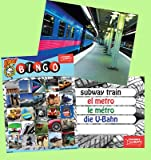Transportation Bingo & Flashcards Set (2010)