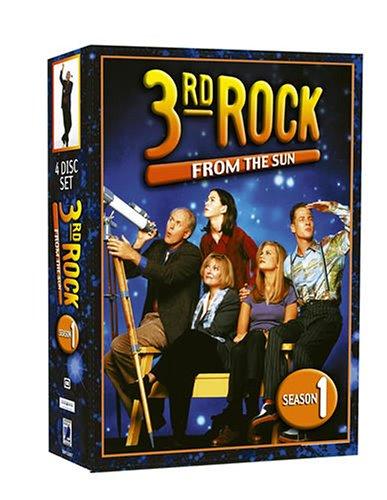 3rd Rock From the Sun: Season 1 [DVD] [Import]