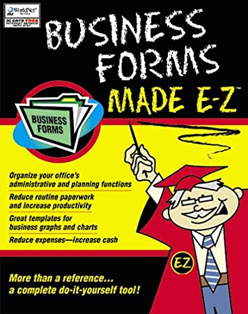 Business Forms Made E-Z