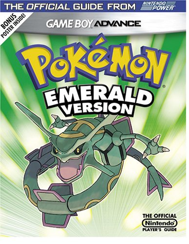 PDF⋙ Official Nintendo Pokemon Emerald Player's Guide by ...