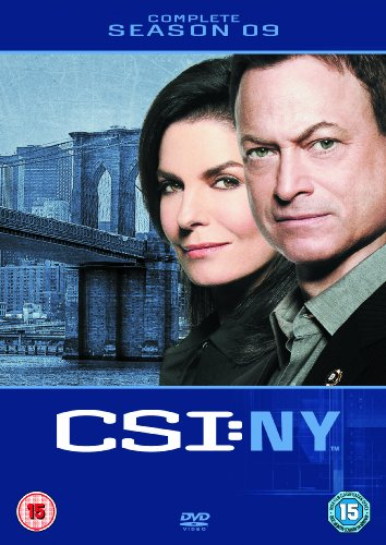 CSI: NY - Complete Season 9: The Final Season [DVD]