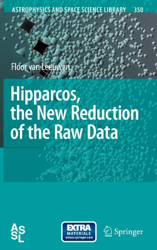 Hipparcos, the New Reduction of the Raw Data (Astrophysics and Space Science Library)