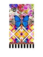 Melli Mello Toalla Playa Zaira (Multicolor/Azul/Amarillo)