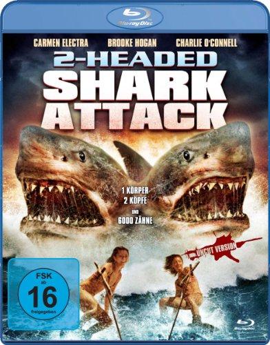 2-Headed Shark Attack - Uncut Version [Blu-ray]
