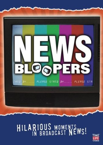 Cover art for  News Bloopers