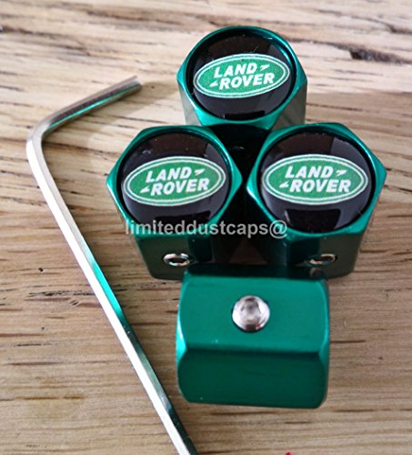 land-rover-green-black-top-green-anti-theft-wheel-valve-dust-caps-from-us-only-freelander-discover-d