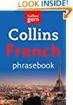 French Phrasebook (Collins Gem) (Fren...