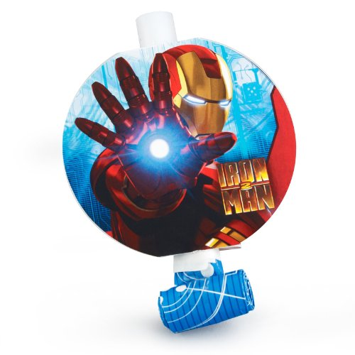 Iron Man 2 Blowouts - 8/Pkg. - 1
