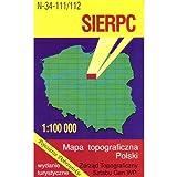 Sierpc Region Map