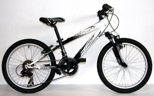 50 8 cm 20 zoll mountainbike kinderfahrrad spear fighter. Black Bedroom Furniture Sets. Home Design Ideas
