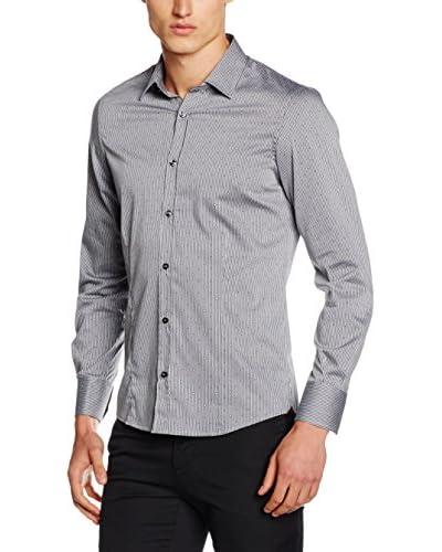 Primo Emporio Camisa Hombre Gris