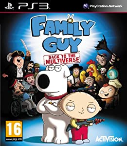 Family Guy: Back to the Multiverse Playstation 3 PS3
