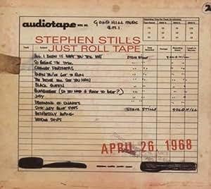 Just Roll Tape: April 26, 1968