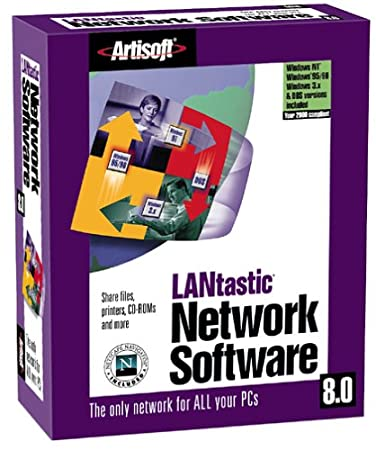 LANtastic 8.0 (Unlimited user)