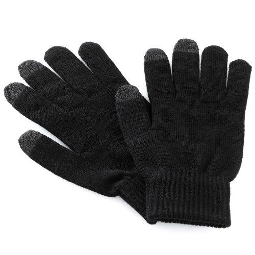 deleyCON Touchscreen Handschuhe für Smartphone / Tablet - Größe S ( 20 cm)