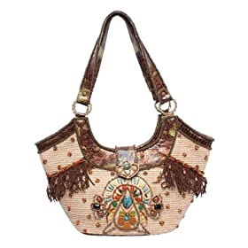 Mary Frances Beach Vibe Handbag