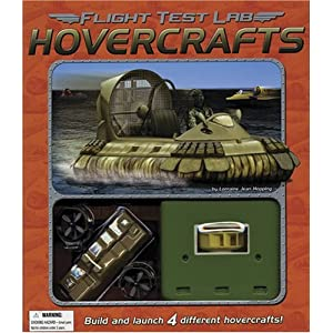 Flight Test Lab: Hovercrafts: Build and Launch 4 Different Hovercrafts!
