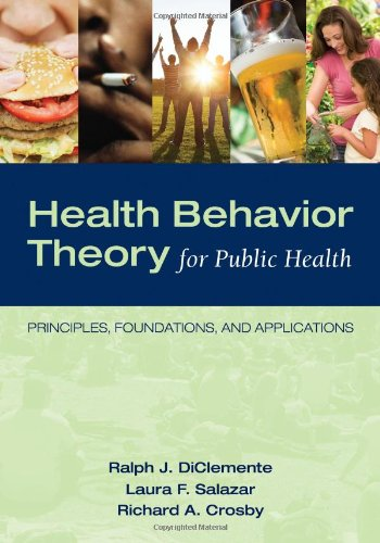 Health Behavior Theory For Public Health: Principles,...