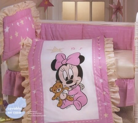 Pink Crib Bedding Amazon
