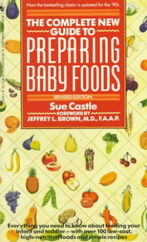 The Complete New Guide To Preparing Baby Foods front-879550