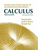 Student's Solutions Manual for Multivariable Calculus