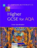 Oxford Mathematics Higher GCSE for AQA Peter McGuire