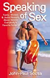 img - for Speaking of Sex book / textbook / text book