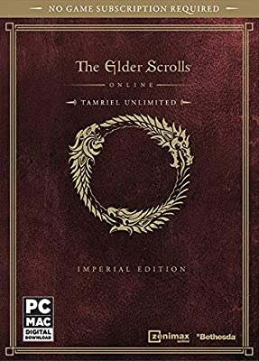 The Elder Scrolls Online Imperial Edition [Online Game Code]