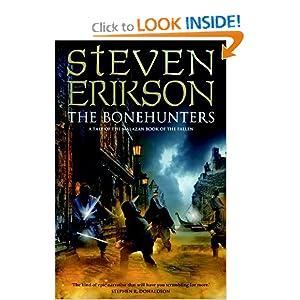 The Bonehun - Steven Erikson