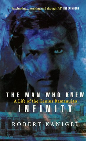 The Man Who Knew Infinity: A Life of the Genius Ramanujan Image