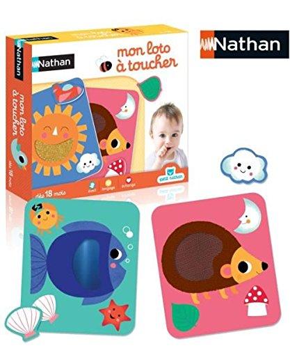 Nathan - 31449 - Mon Loto À Toucher