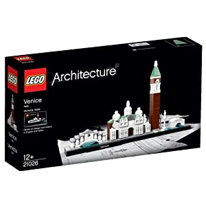LEGO Architecture 21026: Venice Mixed
