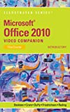 img - for Microsoft Office 2010 Illustrated Introductory Video Companion DVD for Beskeen/Cram/Duffy/Friedrichsen/Reding's Microsoft Office 2010: Illustrated Introductory, First Course book / textbook / text book