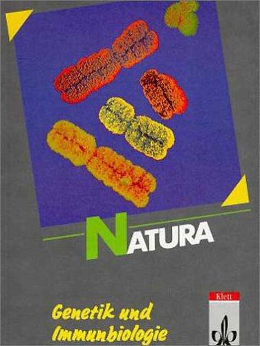 Natura - Biologie für Gymnasien - Gesamtausgabe: Natura, Biologie für Gymnasien, Themenhefte S II, Genetik und Immunbiologie: Sekundarstufe 2. ... Oberstufe. Leistungskurse 12/1, 12/2: BD 3