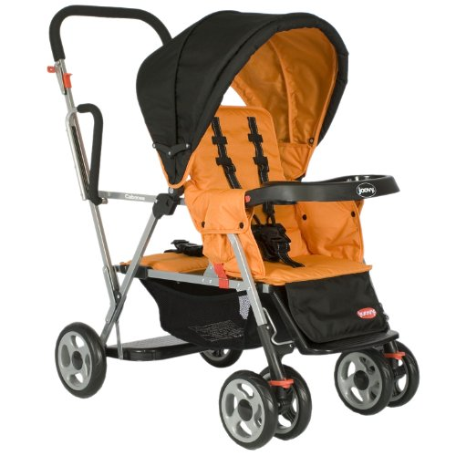 Buy Cheap Joovy Caboose Stand On Tandem Stroller, Orangetree