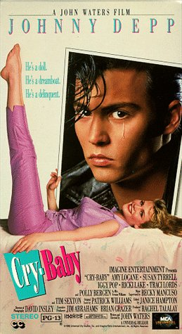 Cry-Baby [VHS]